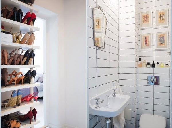 20 shoe closet