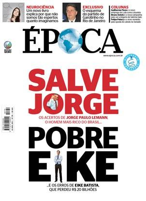 Capa - Edição 779 (Foto: reprodução/Revista ÉPOCA)