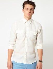 Hentsch Man Linen Shirt Benny