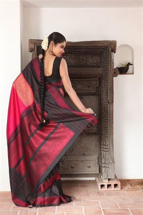 Beautiful Kanjivaram Bridal Silk Saree Collection  Minmit