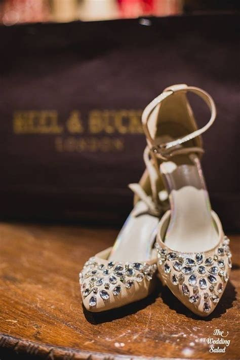 Bridal Shoe Design to Match Your Wedding Outfit  Even