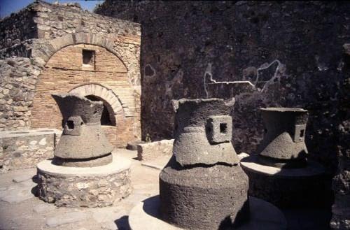 A Pompeii Bakery