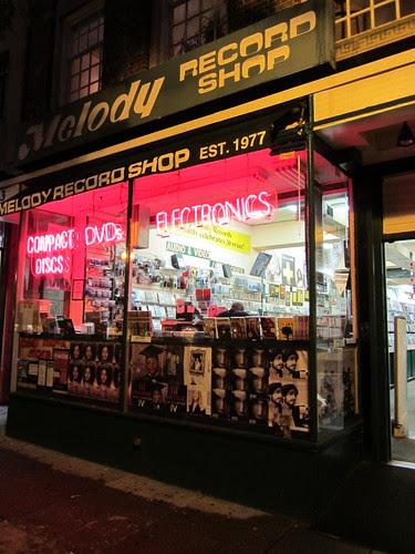 Melody Record Shop