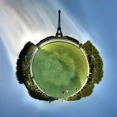 Eiffel planet