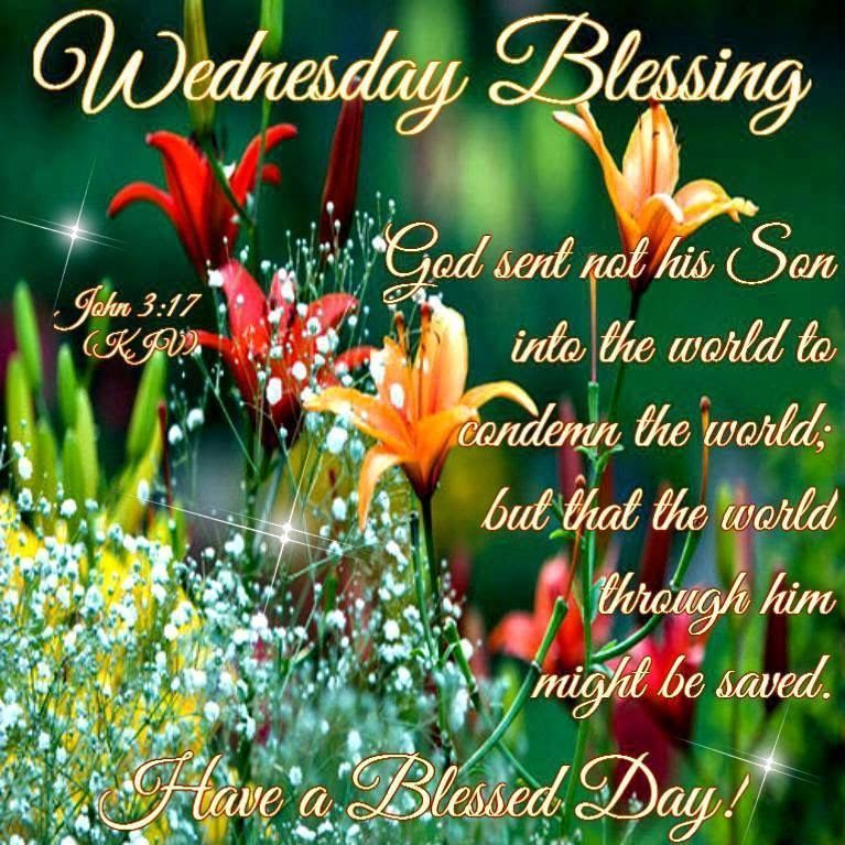 Wednesday Blessings Religious Quote Pictures Photos And Images For