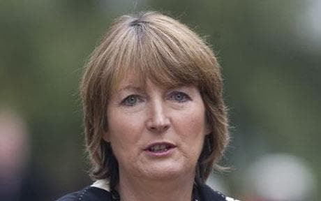 Deputy Labour leader Harriet Harman's thought fathers' rights protesters were trying to break into his home.