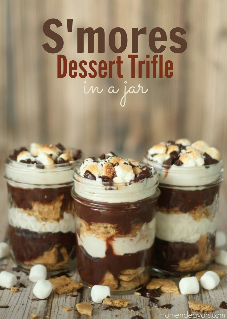 Top 10 Super Tasty Mason Jar Desserts - Top Inspired