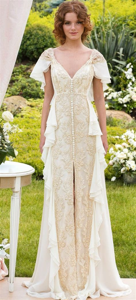 Wedding Dress Designer Aristocratic gown from by