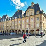 Charleville: la place Ducale à nouveau interdite aux gilets jaunes samedi