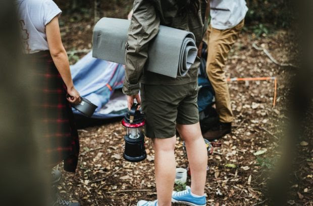 4 Checklist Items to Remember When Preparing for a Camping Trip