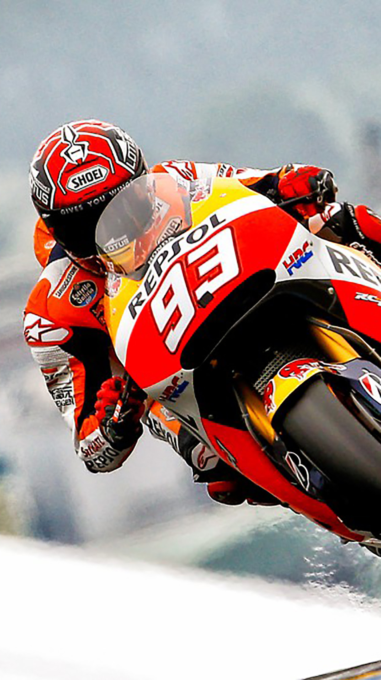 MotoGP 1 Wallpaper for iPhone X, 8, 7, 6  Free Download on 3Wallpapers