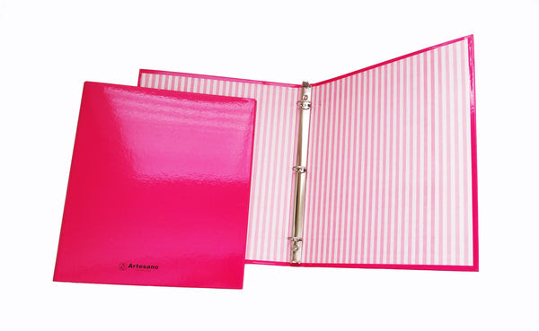Set of 2 - 3 Ring Binder, 2 inch ring - Daily planners Organizers ...