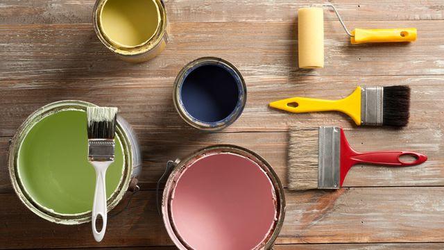 Calculer Quantité De Peinture Combien De Litre Pour Peindre Côté
