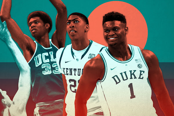 20006eafbdd March Madness 2019: Zion Williamson Could Join the Triple Ones Club