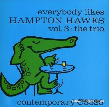 HAWES, HAMPTON vol.3 the trio