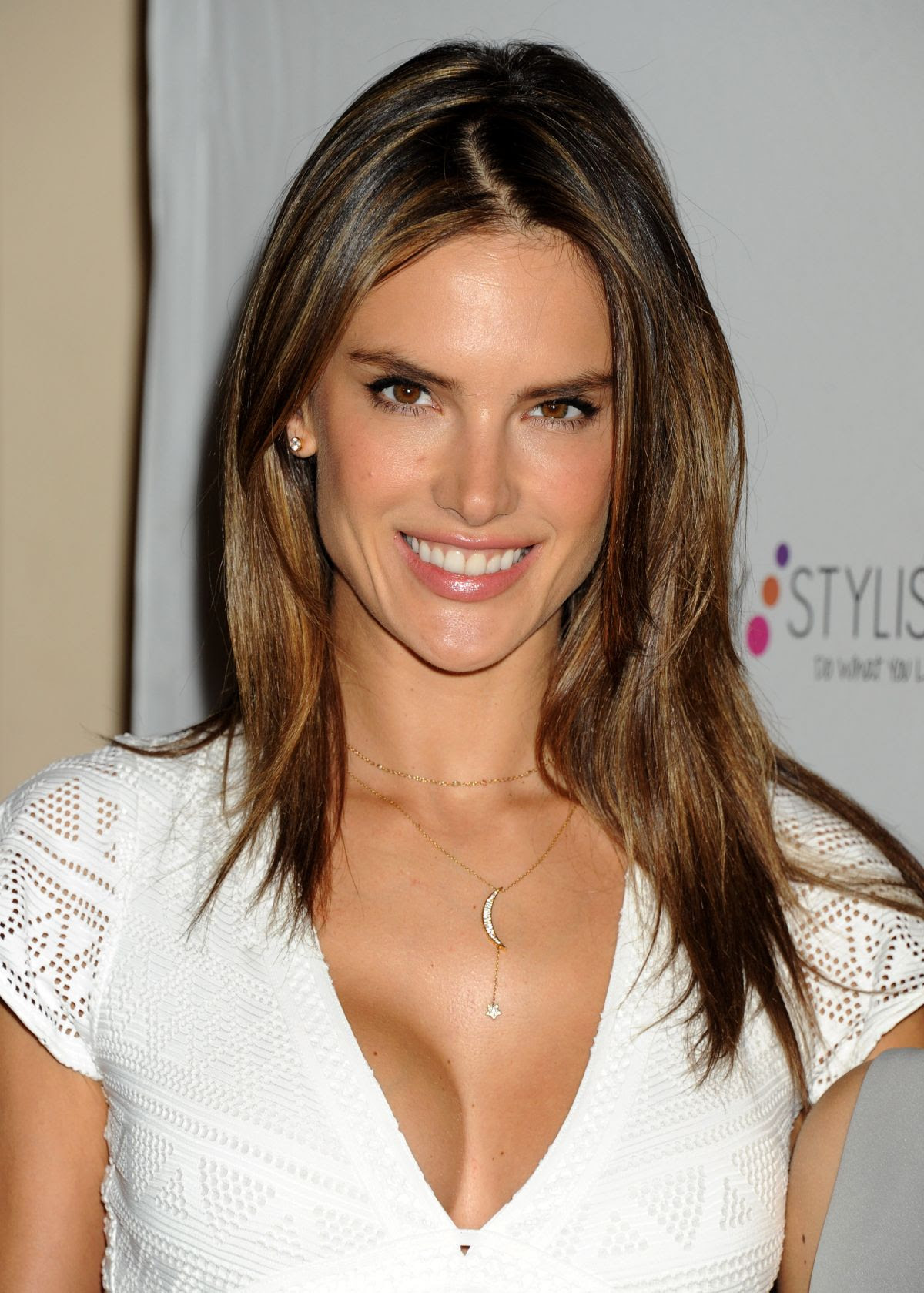 ALESSANDRA AMBROSIO at Simple Stylist Do What You Love! Conference in Los Angeles
