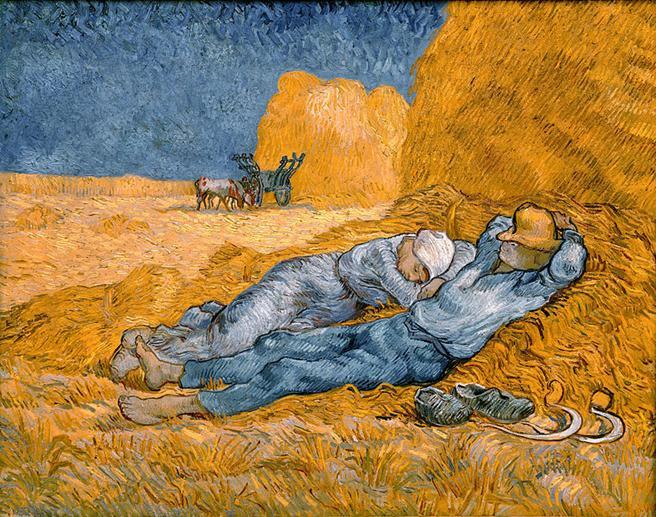 Arquivo: Meio-dia, descanso do trabalho - Van Gogh.jpeg