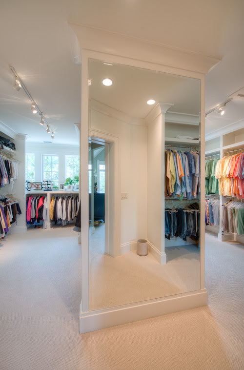 Tips In Decorating A Home With Floor Length Mirrors