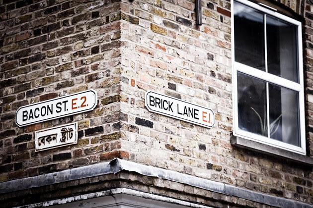 bacon street / brick lane
