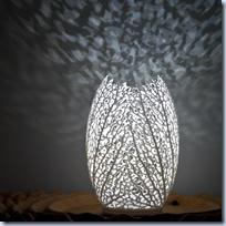 Hyphae Lamp