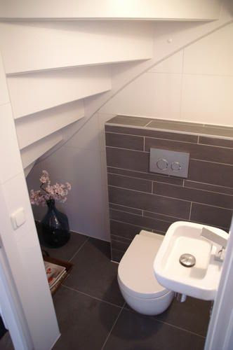 Installing a downstairs cloakroom -Livinghouse Blog