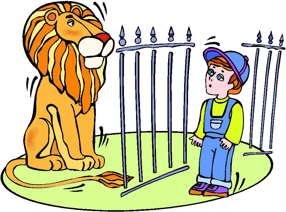 Clip Art - Clip art zoo 032834