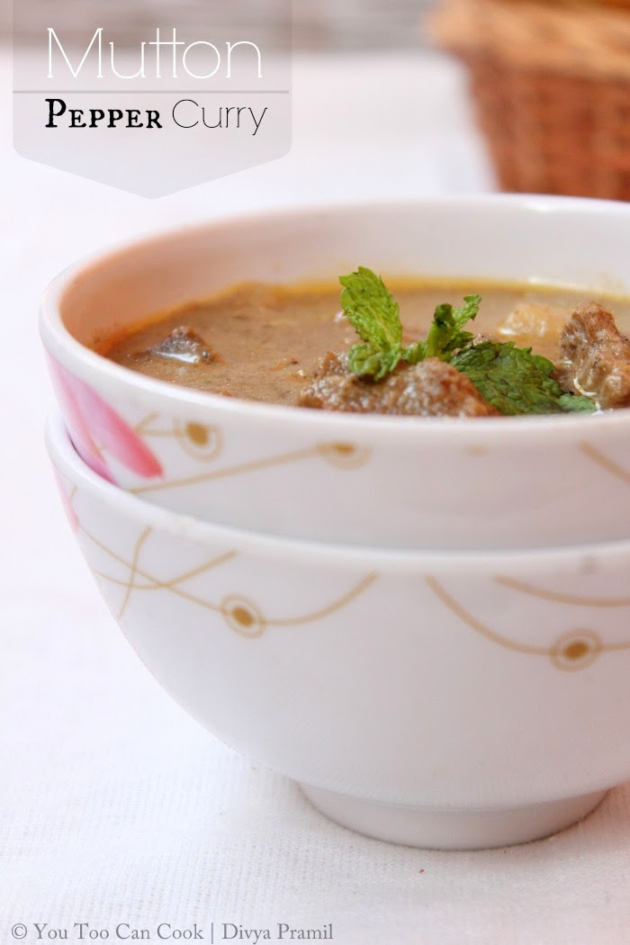mutton melagu curry