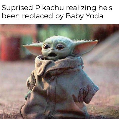 surprised baby yoda meme maker
