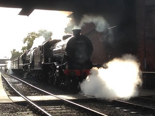 The Great Marquess and Duchess of Sutherland double header at Bury