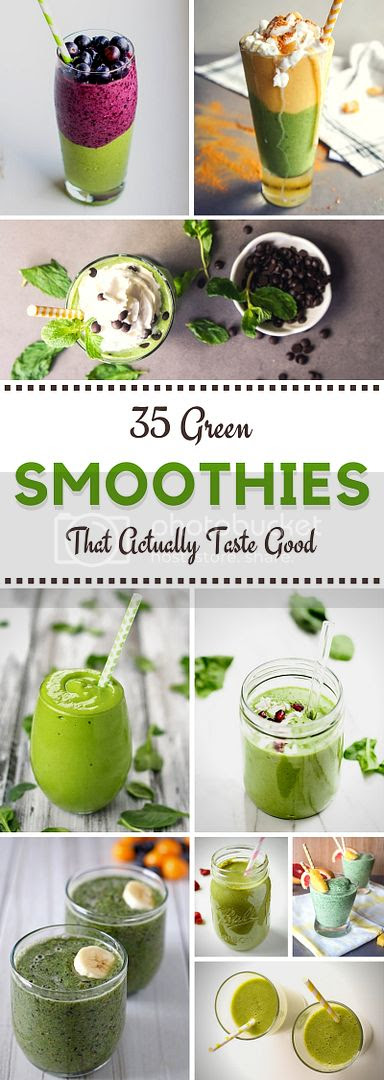 35 Green Smoothies That Actually Taste Good from www.bobbiskozykitchen.com