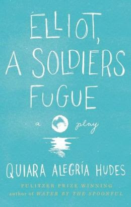 Elliot, a soldiers fugue book cover