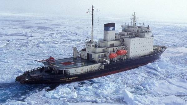 Demorado. El buque, que todavía no llegó, tenía que empezar la carga para la Antártida el 4 de diciembre.