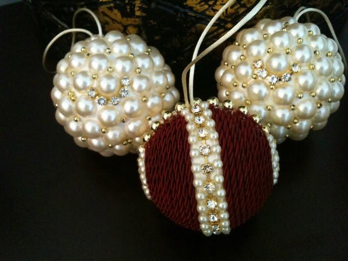 Bolas de Navidad preciosos y abeto de perlas y cuentas (40) (700x525, 263Kb)