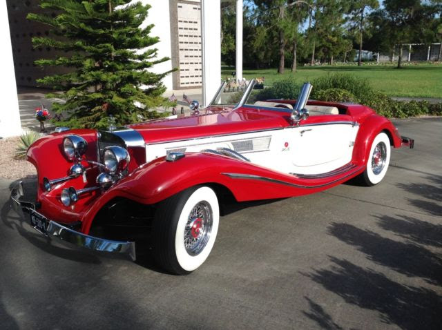 1936 Mercedes 540K Special Roadster for sale - Replica/Kit ...