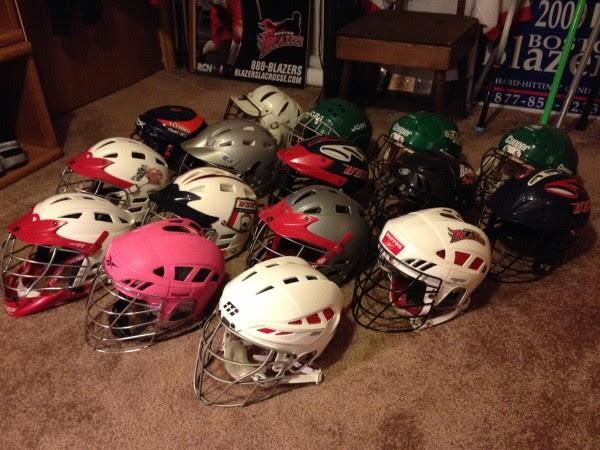 20 Years of Lacrosse Gear