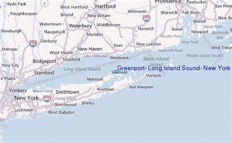 greenport long island sound  york tide station