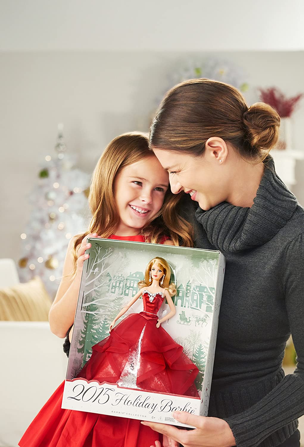 Barbie Collector Holiday Doll 2015
