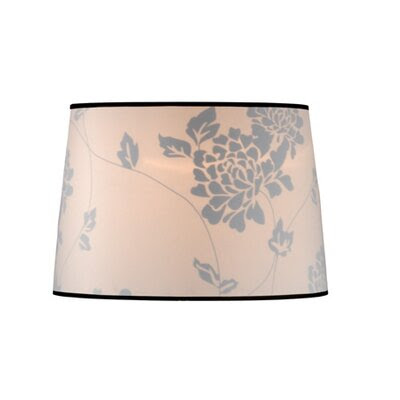 Fangio Energy Faux Silk Drum Lamp Shade | Wayfair