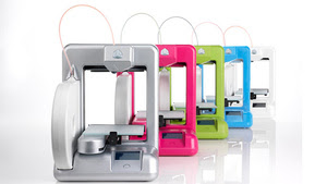 Whoa. A 3D Printer That Actually Looks Like it Belongs in Your Home