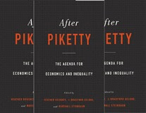After Piketty Agenda Economics Inequality Book Cover