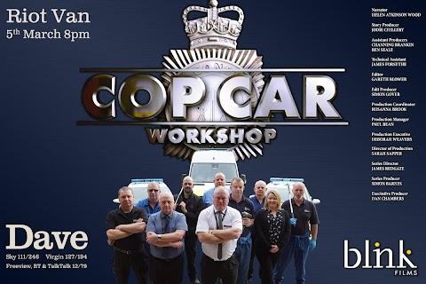 Where Is Cop Car Workshop Filmed