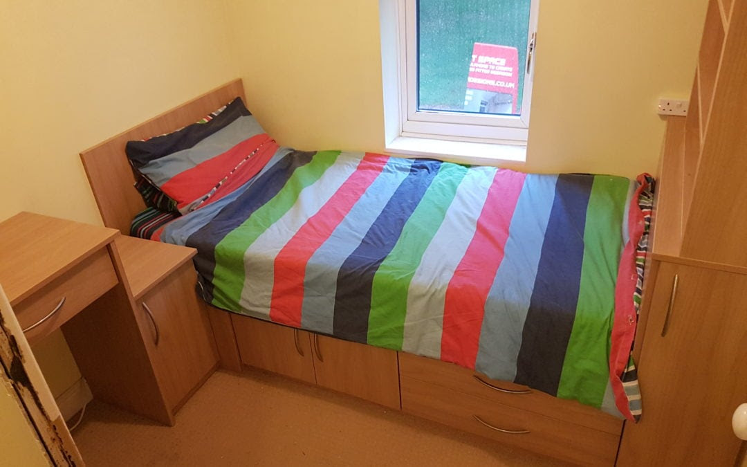 Storage Ideas For Small Bedrooms - The Cabin Bed Company