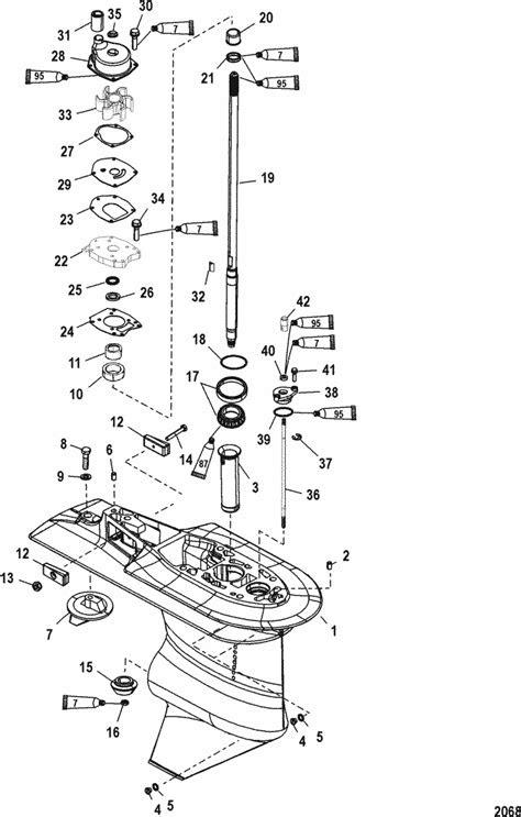 Mercury Outboard Motor Lower Unit Diagram - impremedia.net