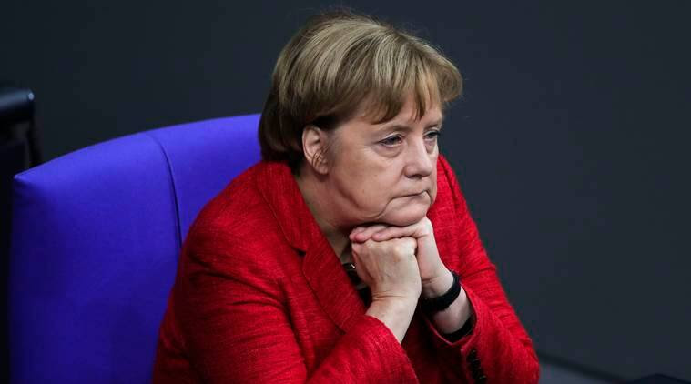 Merkel sees Germany split over pace of social change