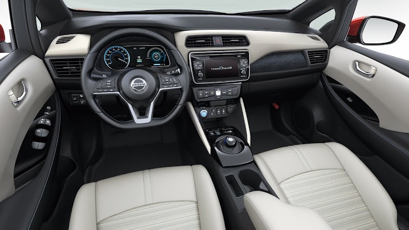 Car Interior Nissan