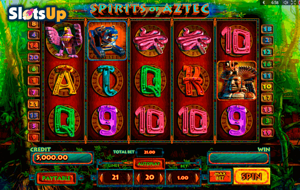 Aztec empire playson casino slots world video forum