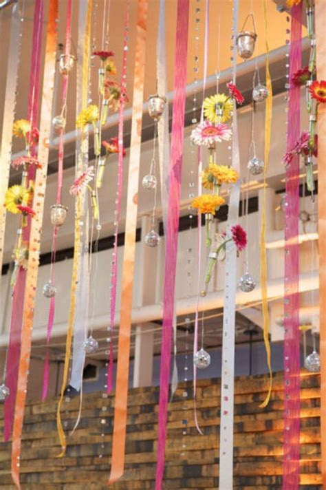 Picture Of Coolest Ribbon Wedding Decor And Style Ideas