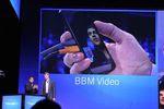 BlackBerry 10 BBM video