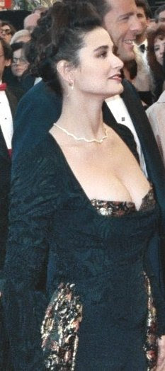 Demi Moore at 61st Annual Academy Awards, 1989...