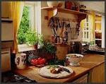 Interior Design Decorating Ideas In Elegant French Country Kitchen ...